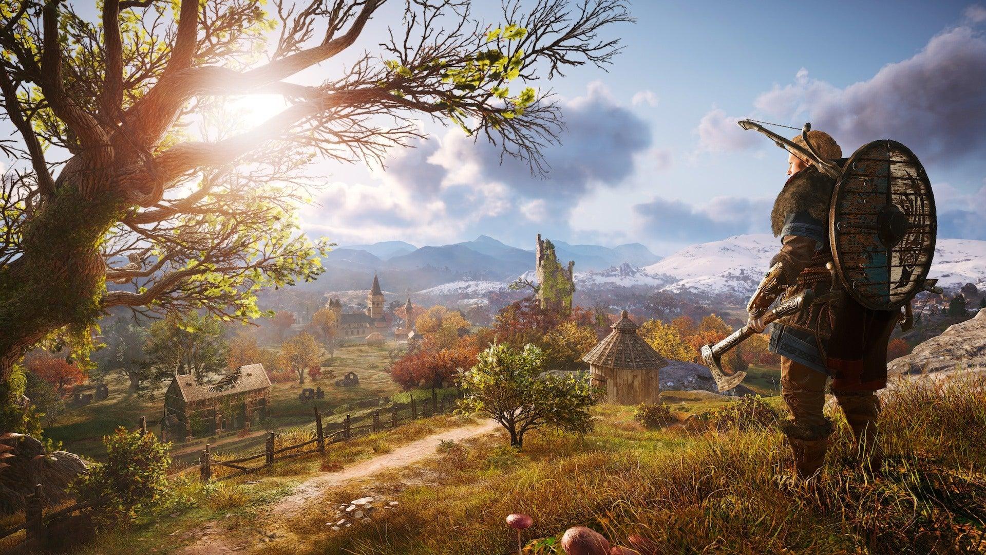 《刺客信条:英灵殿》将倾听玩家 持续改进游戏