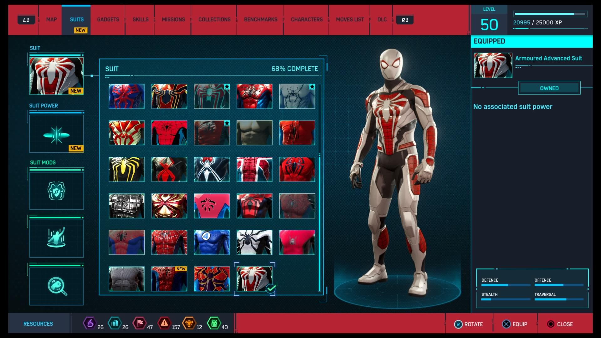 《漫威蜘蛛侠》设计师展示彼得·帕克战衣设计图