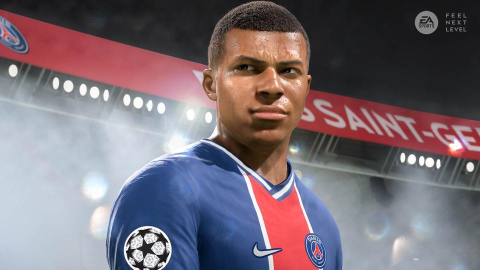 英国周榜:《FIFA 21》重夺第1 《赛博朋克2077》跌至第8