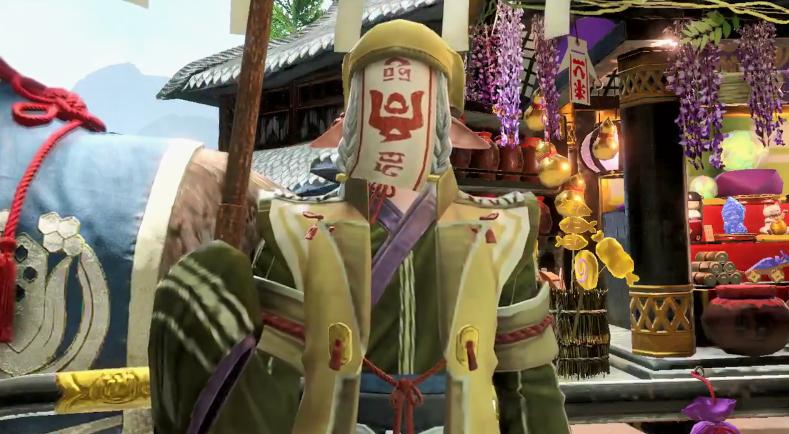 《怪物猎人:崛起》新影像公开 展示工匠、店主等角色
