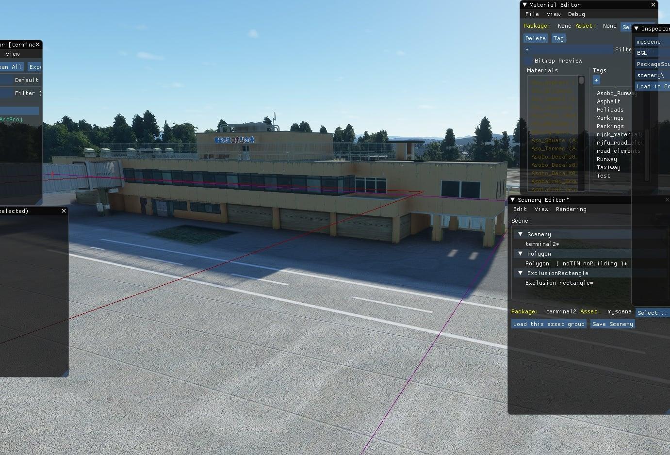 饭制《微软飞行模拟》第三方组件包 柯南机场即将到来