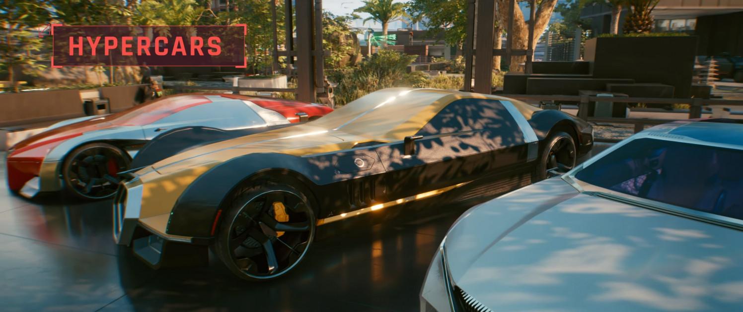 《赛博朋克2077》国外玩家成功收集所有的载具 花费200万美元