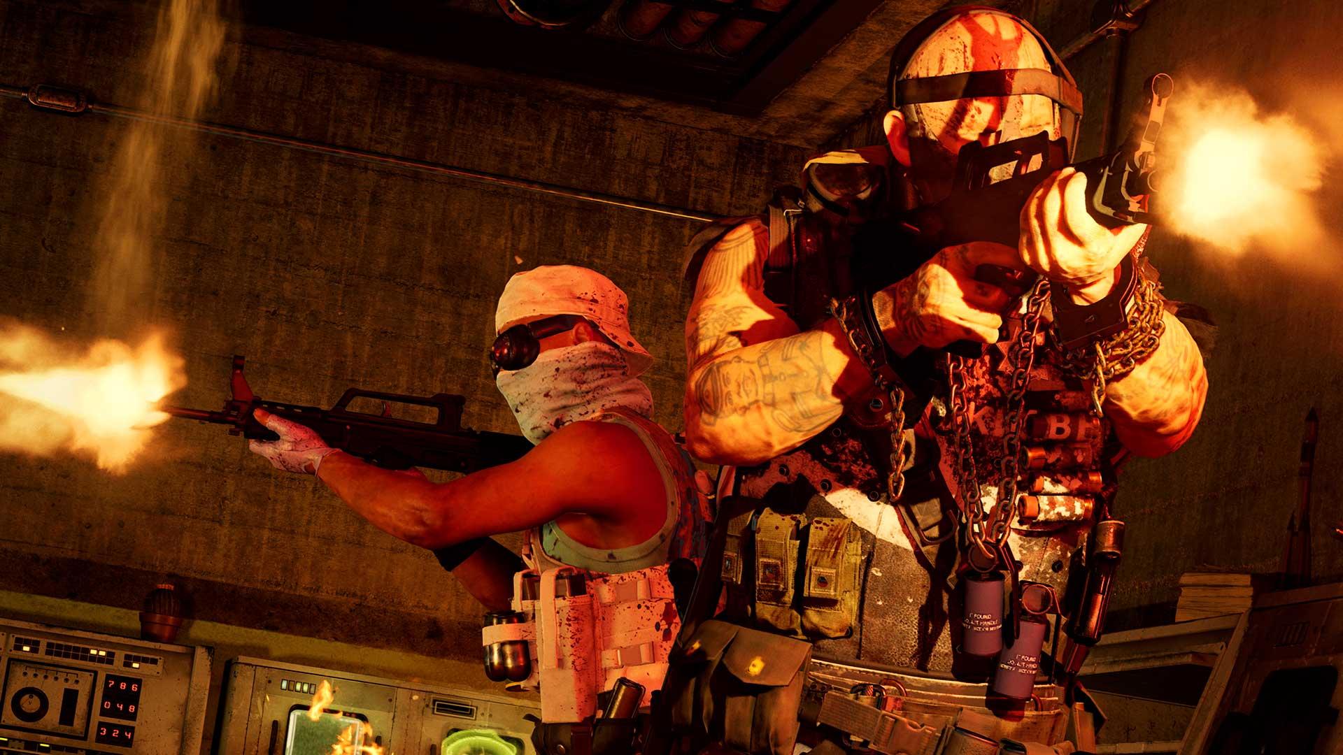 《使命召唤17:黑色行动冷战》追加3v3狙击战模式