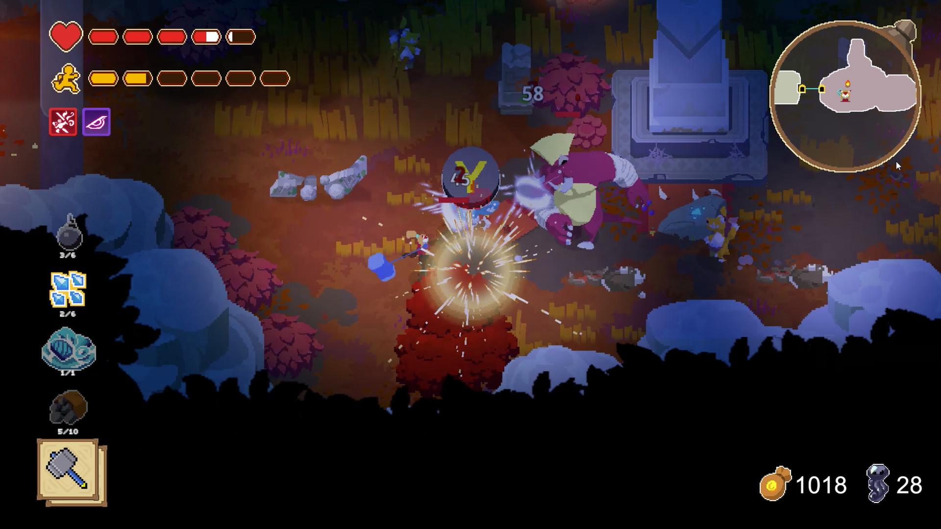 2D塞尔达式Roguelike《轮回深渊》确认1月15日发售