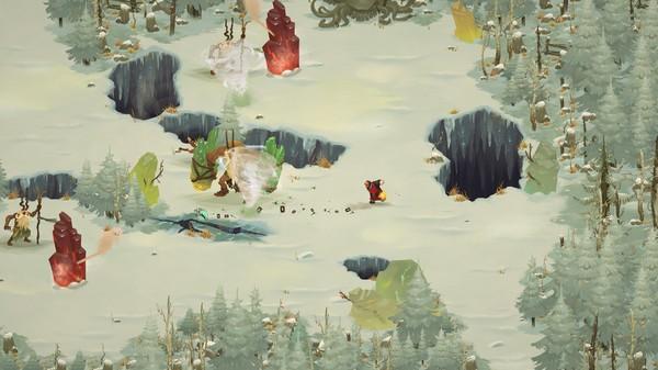 斯拉夫传说风新游《YAGA》2021年1月13日登陆Steam 支持中文