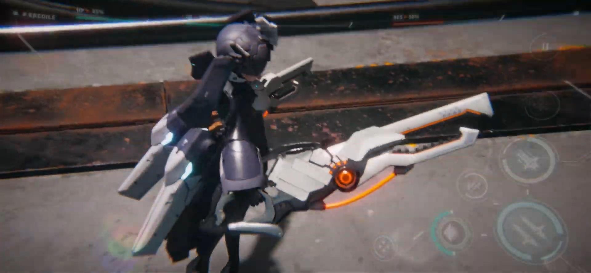 雷亚新作《Binart Gods》概念视频 机甲少女战野兽
