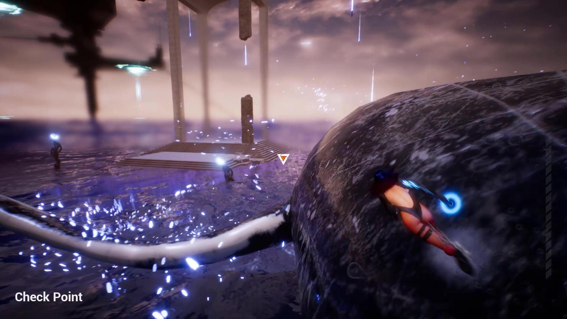 《飘移:羽毛的重量》推出免费试玩版 2021年登陆PC