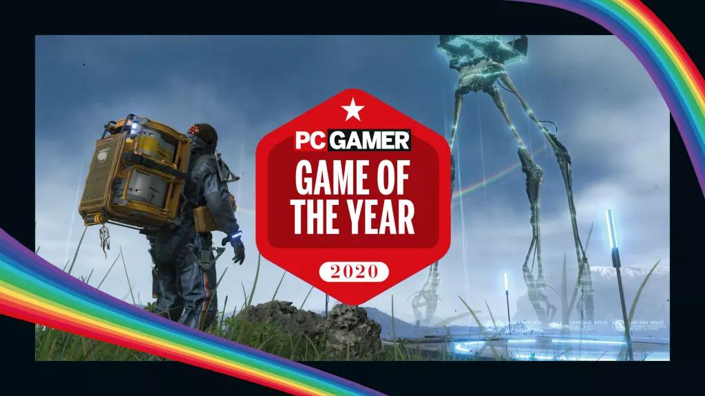 PCGamer年度游戏《死亡搁浅》:最能代表2020年