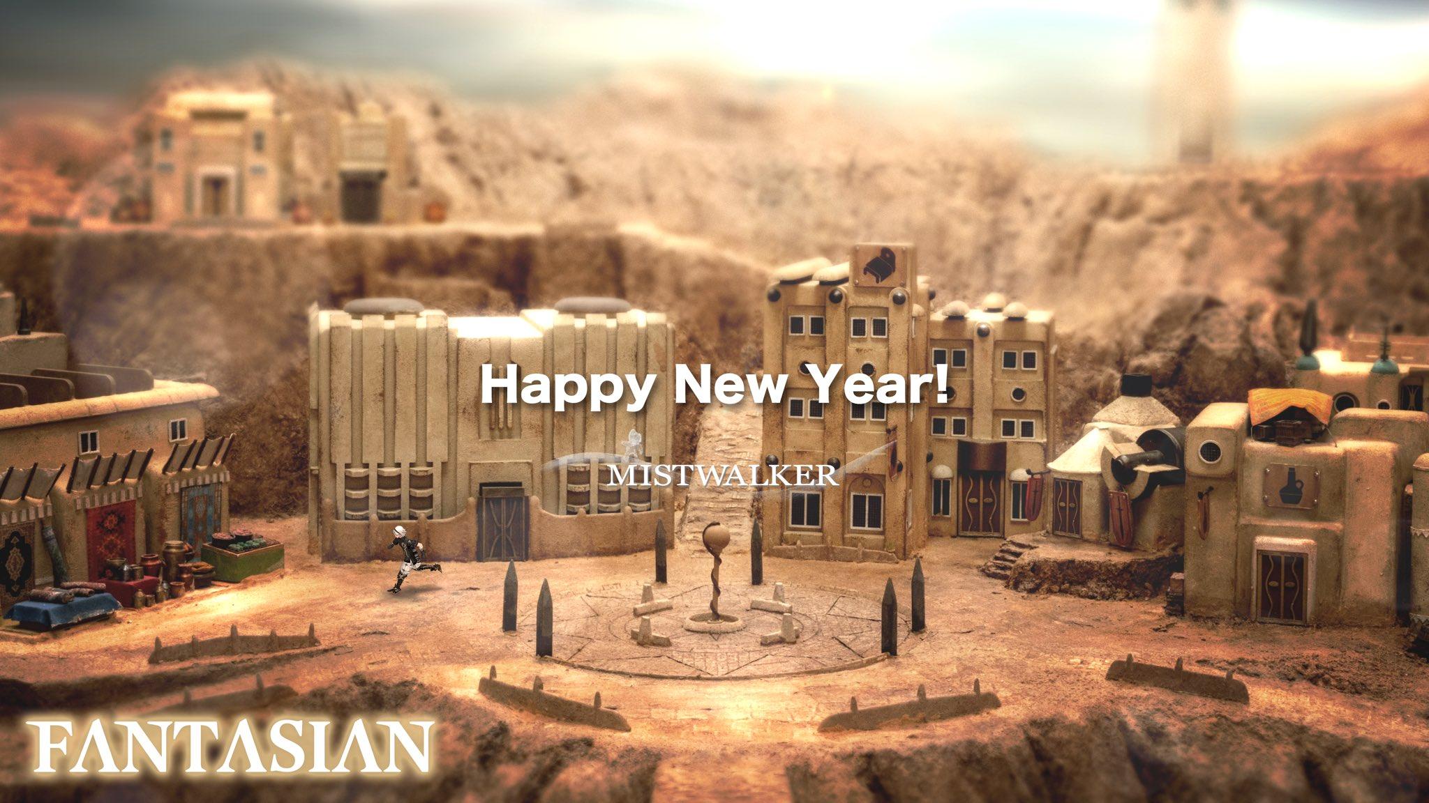 坂口博信新作《Fantasian》即将开发完成 将于年内发售