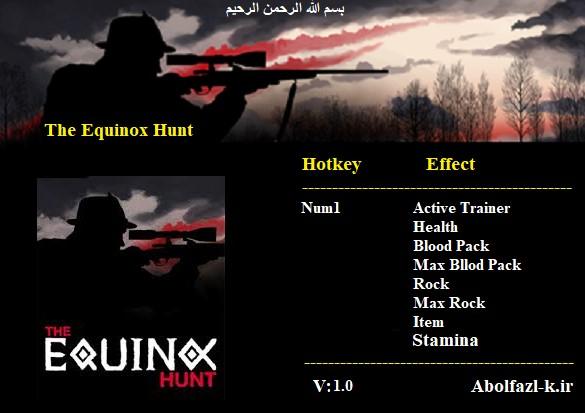 《春分狩猎》v1.0七项修改器[Abolfazl]