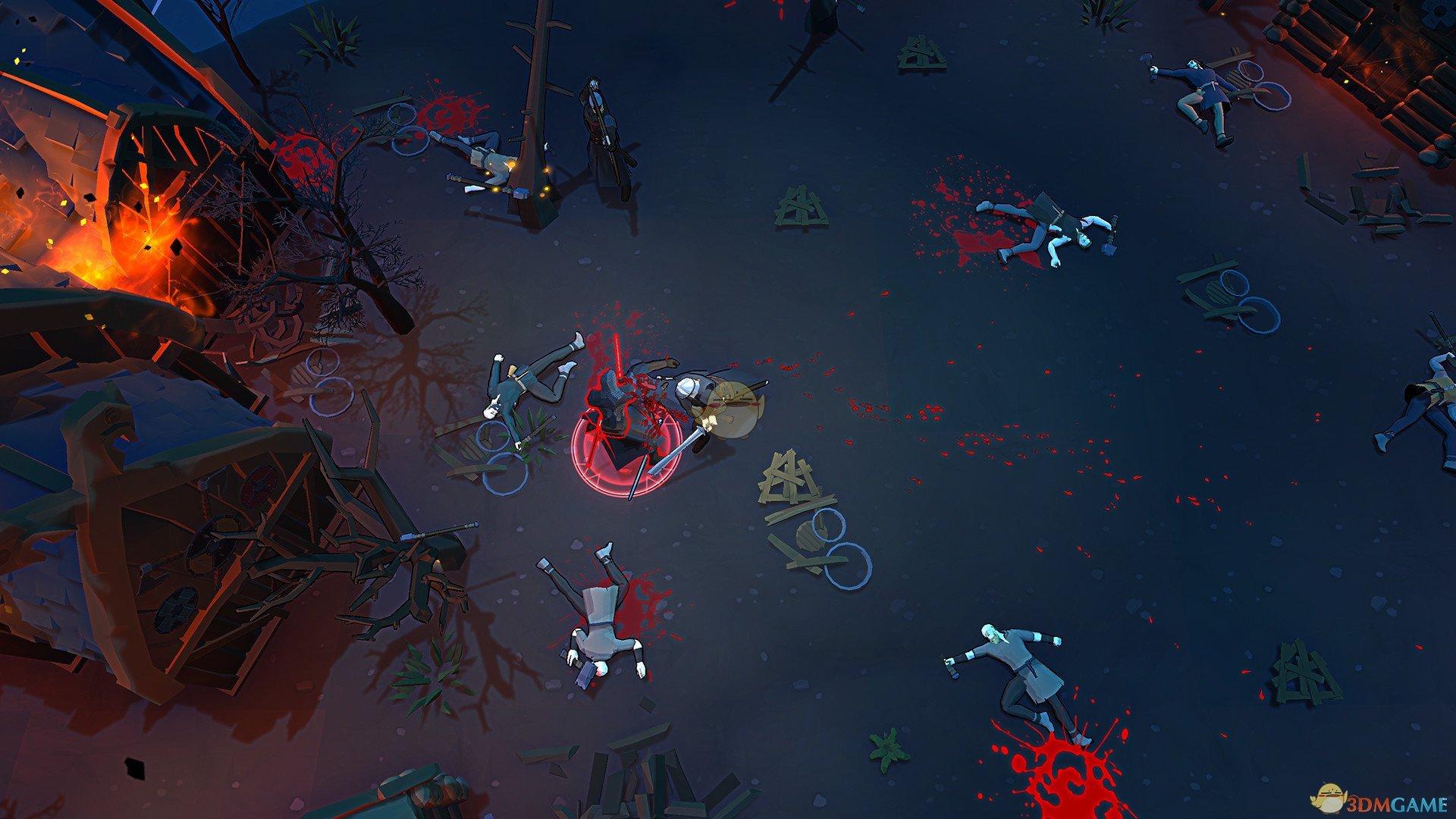 《维京复仇》游戏特色内容介绍