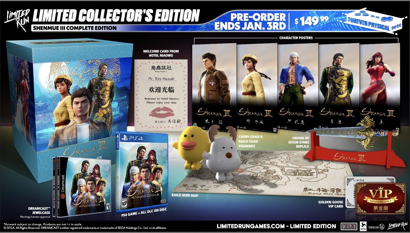 独立游戏发行商Limited Run达成250万实体游戏销量