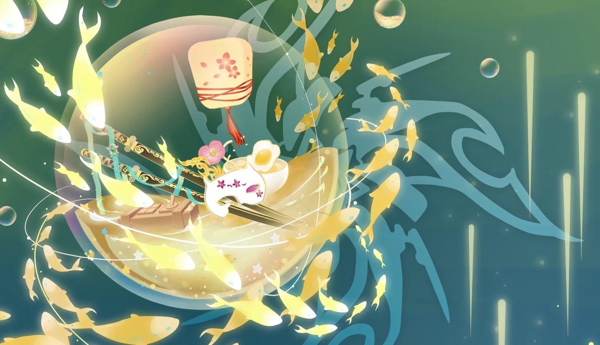 《Wallpaper Engine》仙剑奇侠传6·水月吟动态壁纸