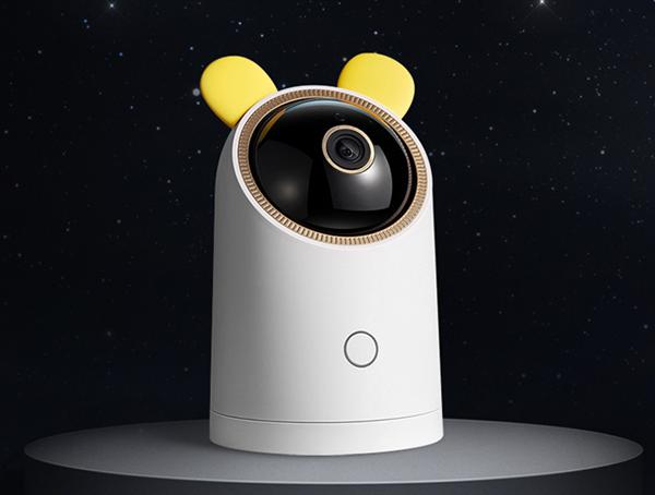 首款华为鸿蒙OS摄像头开售:分布式看家新神器