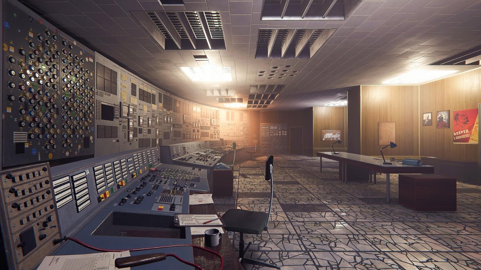 《切尔诺贝利救灾人员模拟》Beta版实机演示放出