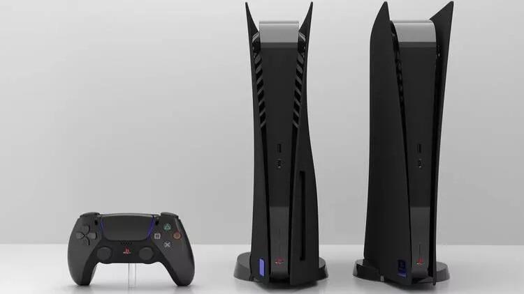 只有304台 限量PS2主题改版PS5主机1月8日开卖