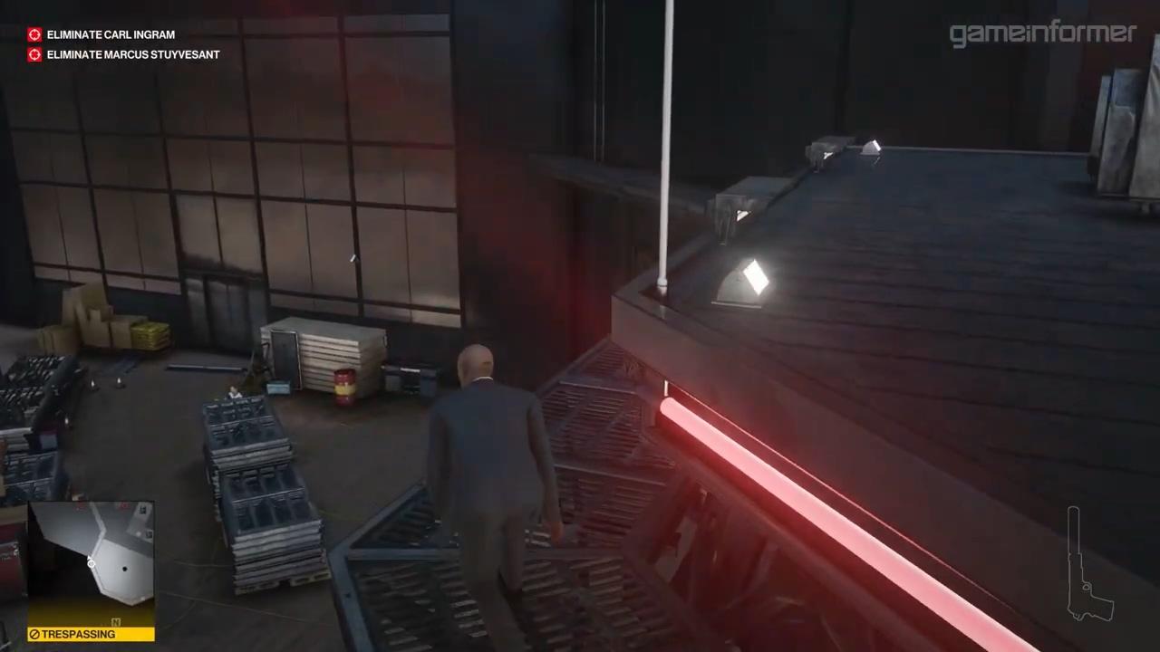 《杀手3》新增捷径系统 反复游玩更便捷快速