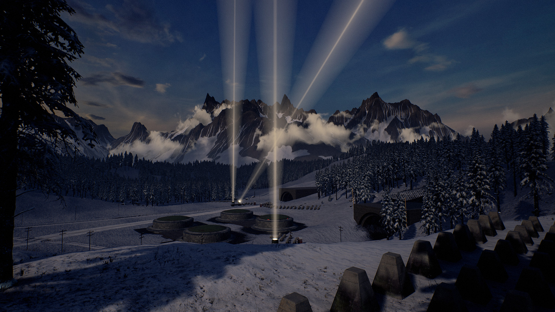 策略游戏《奇迹武器计划》上架Steam 让德军扭转战局