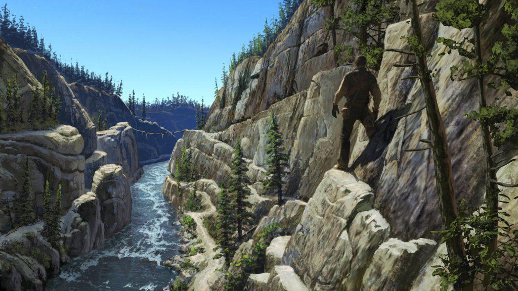 《荒野大镖客2》大量原画泄露 亚瑟摩根早期设计很不一样