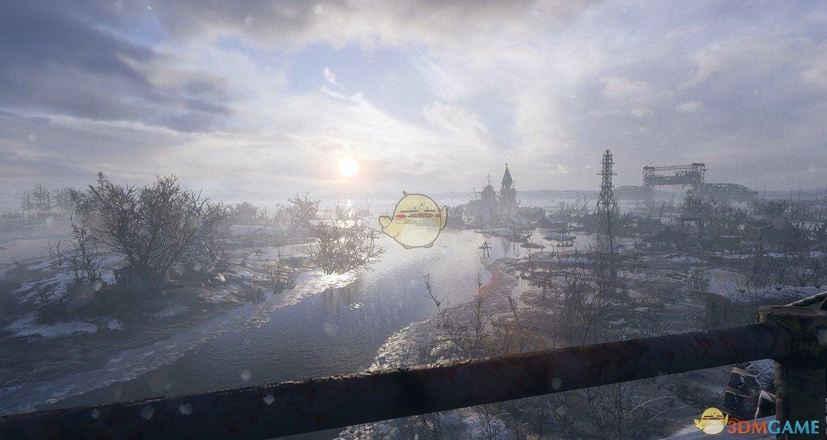 《Wallpaper Engine》地铁逃离 - 雪中的地表游戏场景动态壁纸