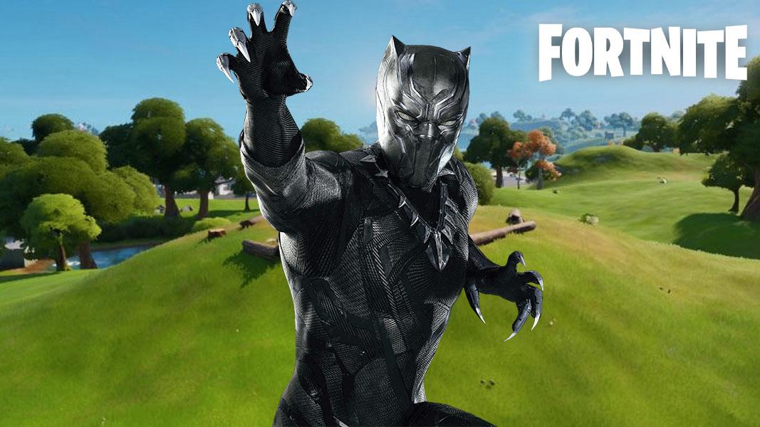 《堡垒之夜》纯黑涂色皮肤破坏游戏平衡引争议
