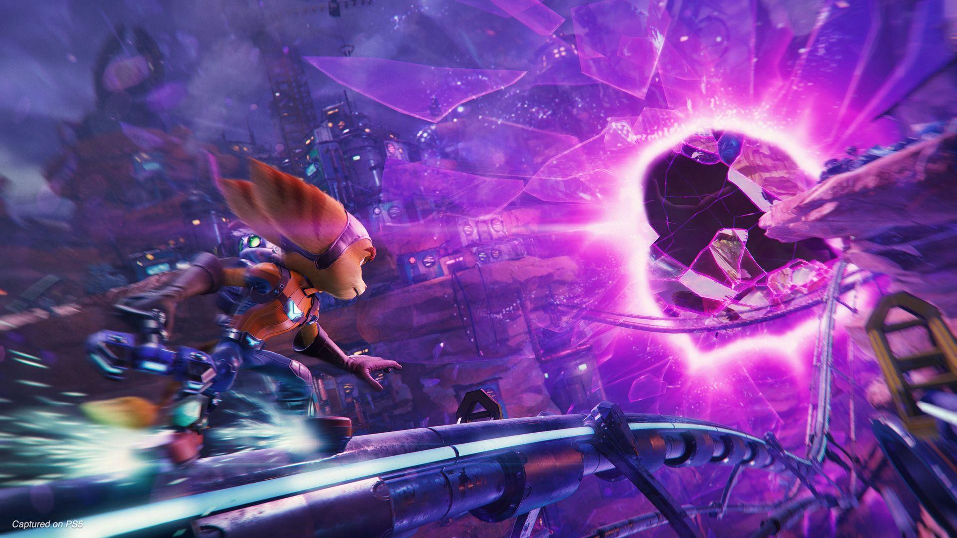 《瑞奇与叮当:分离》创意总监:PS5转变了开发模式