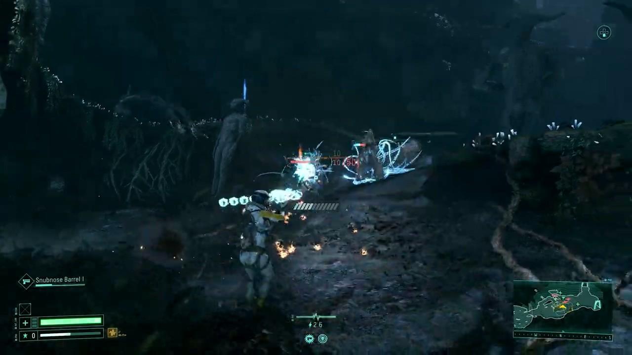 PS5游戏《Returnal》最新演示 3月19日发售