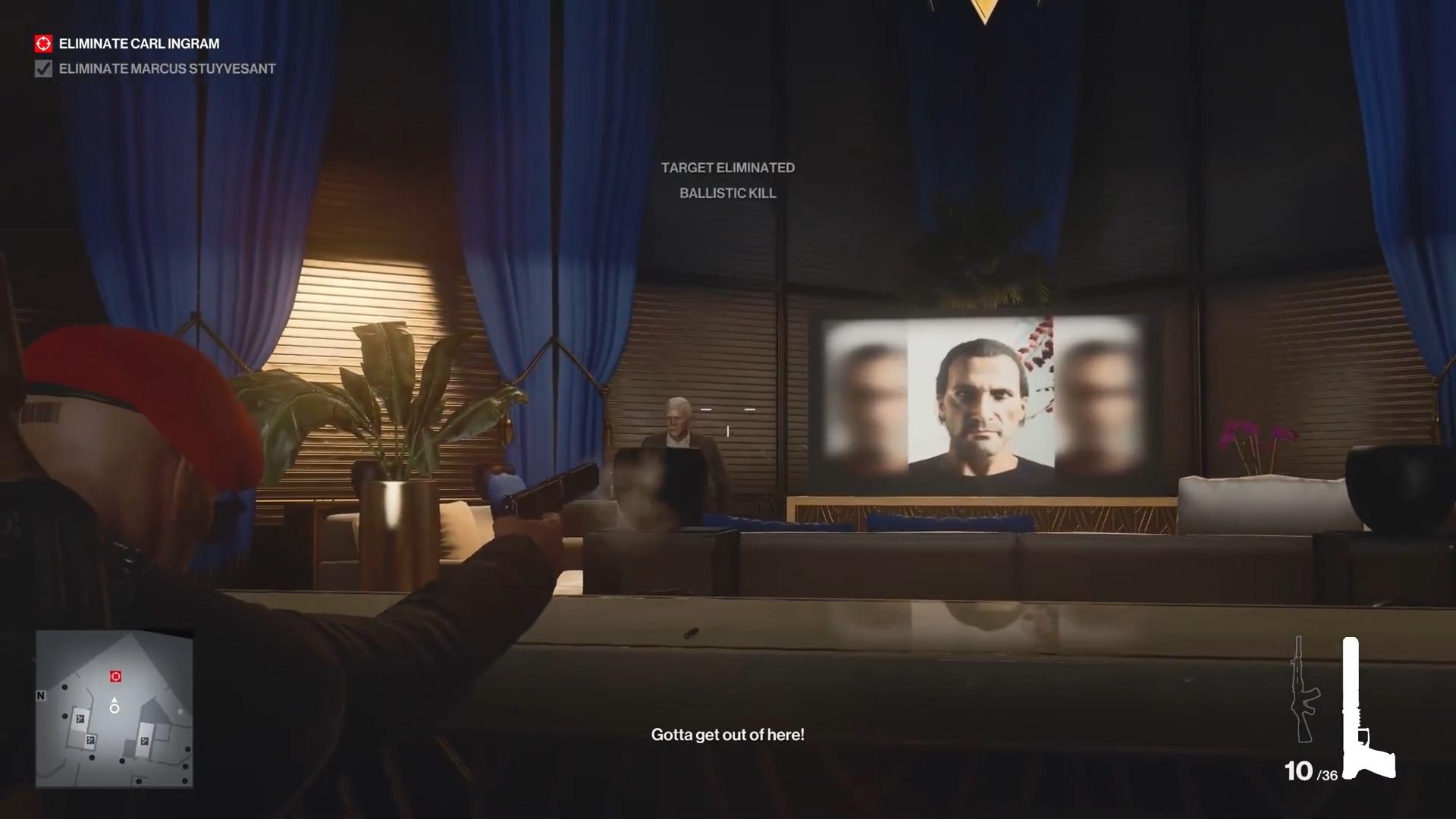 """《杀手3》迪拜任务10分钟演示 """"最出色的一部"""""""