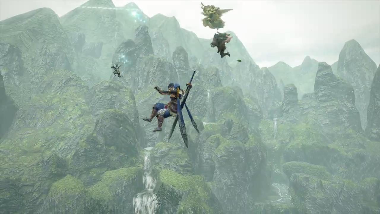 《怪物猎人:崛起》新广告片 试玩Demo已配信