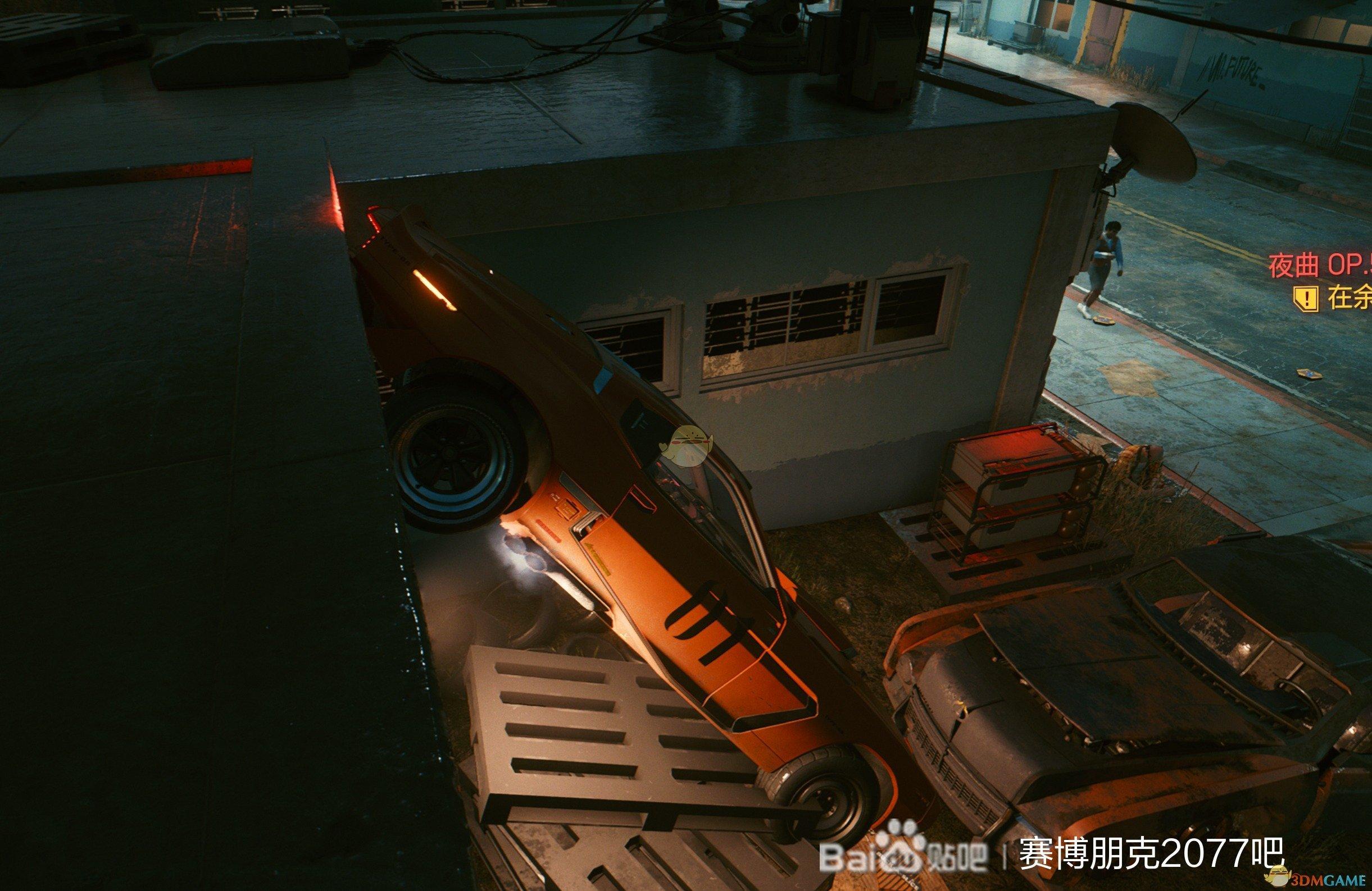 《赛博朋克2077》载具古德拉66式640TS评测