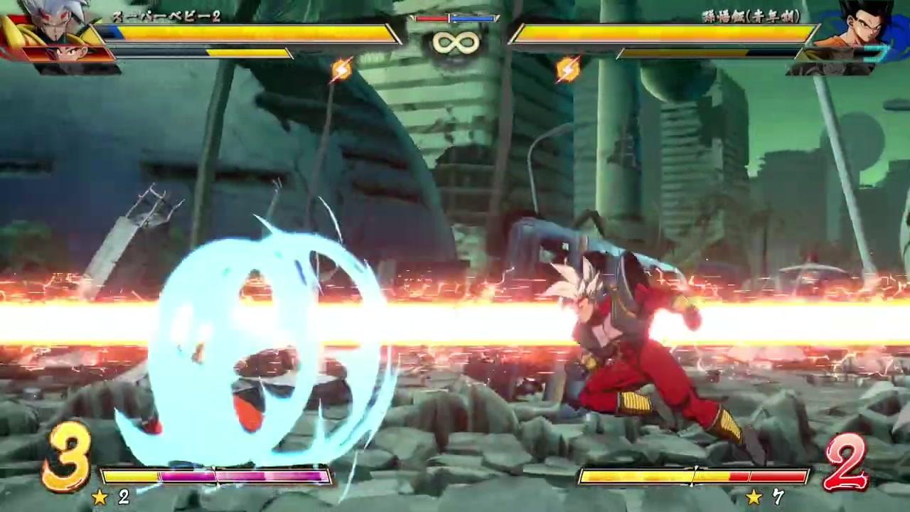《龙珠战士Z》DLC角色超级贝比2实机演示公布
