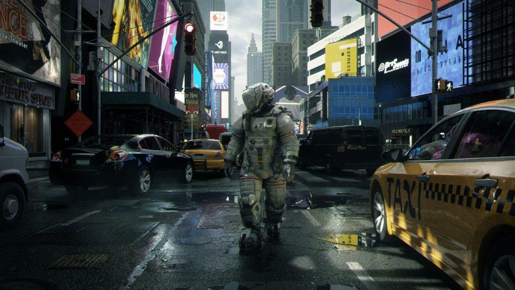 Capcom科幻新作《Pragmata》跳票到2023年发售