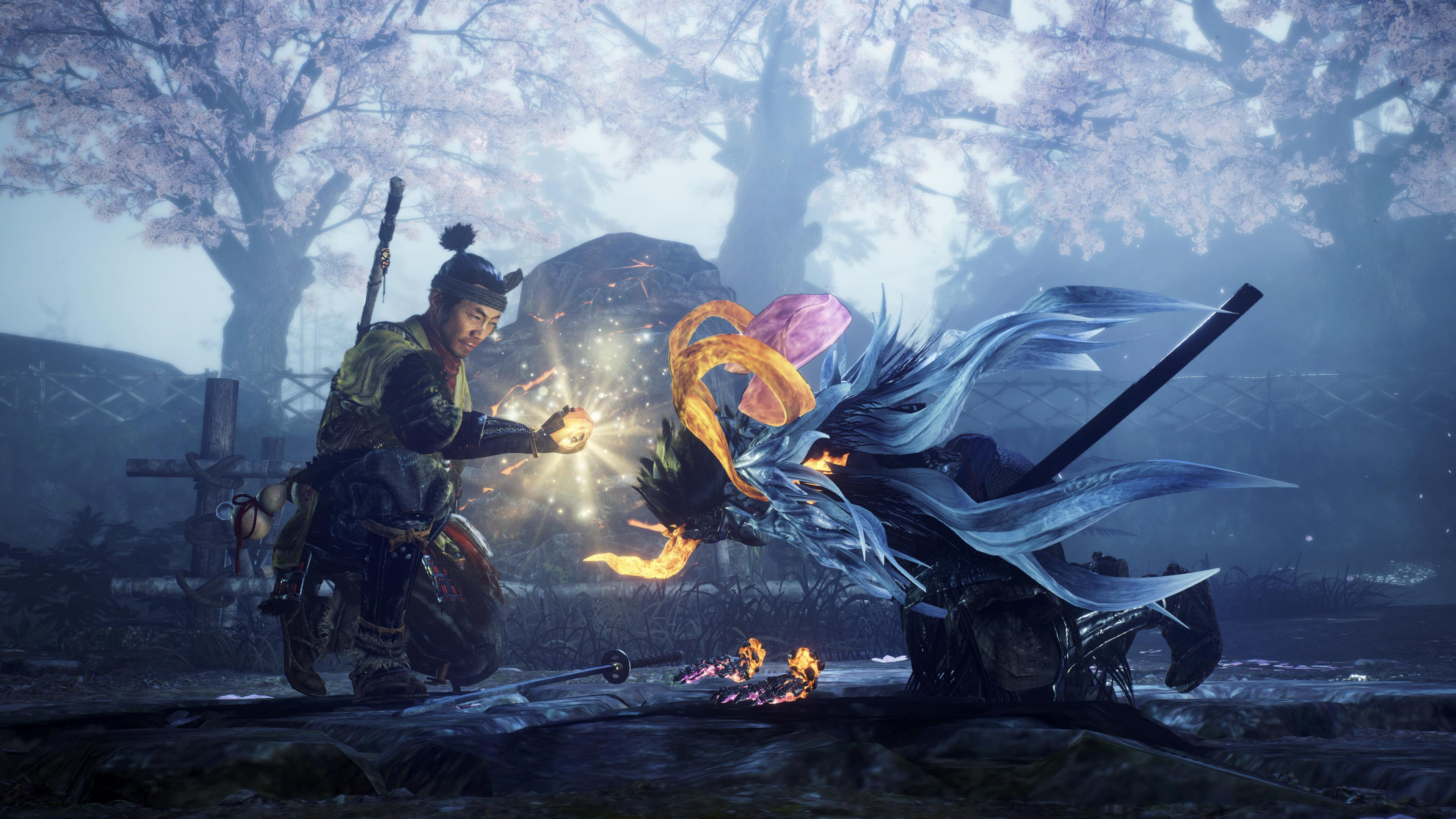 《仁王2:完全版》Steam截图 介绍藤吉郎织田信长等