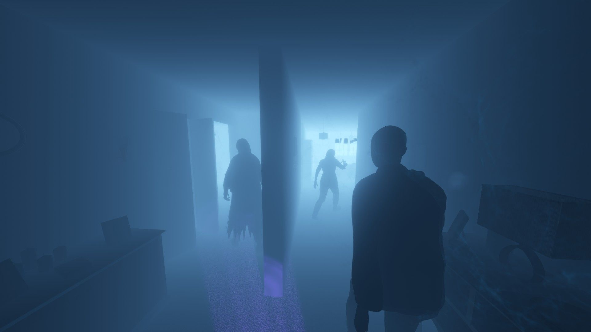 《恐鬼症》新更新 鬼魂能够通过玩家语音搜索玩家