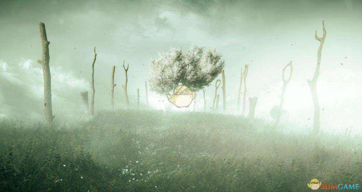 《Wallpaper Engine》孤岛惊魂 - 白树 - 游戏加载动态背景