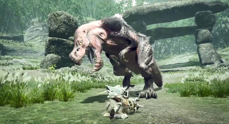《怪物猎人:崛起》御龙短片影像公开 展示操龙技巧