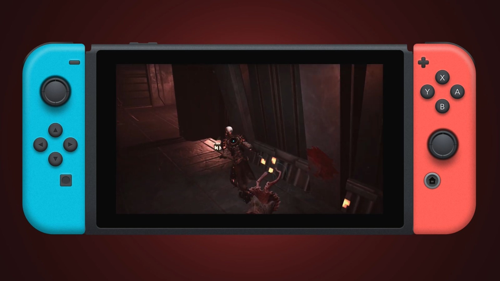 《地狱时刻》Switch版2月25日发售 全新预告发布