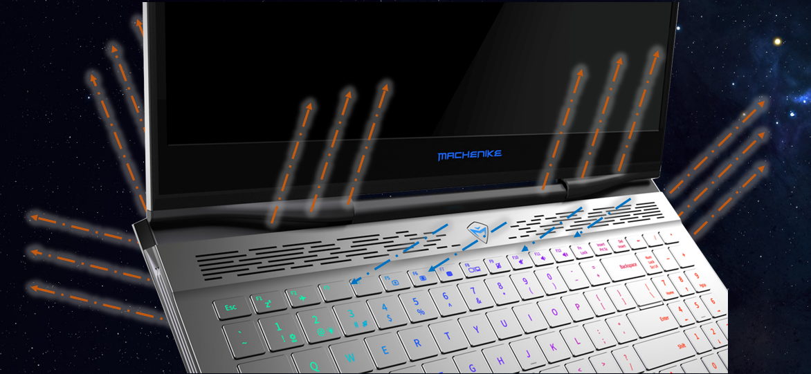 强者制胜!机械师率先发布RTX™ 30系笔记本