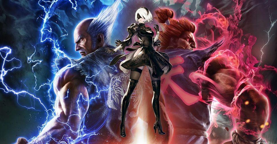 《尼尔:机械纪元》2B曾计划在《铁拳7》客串登场