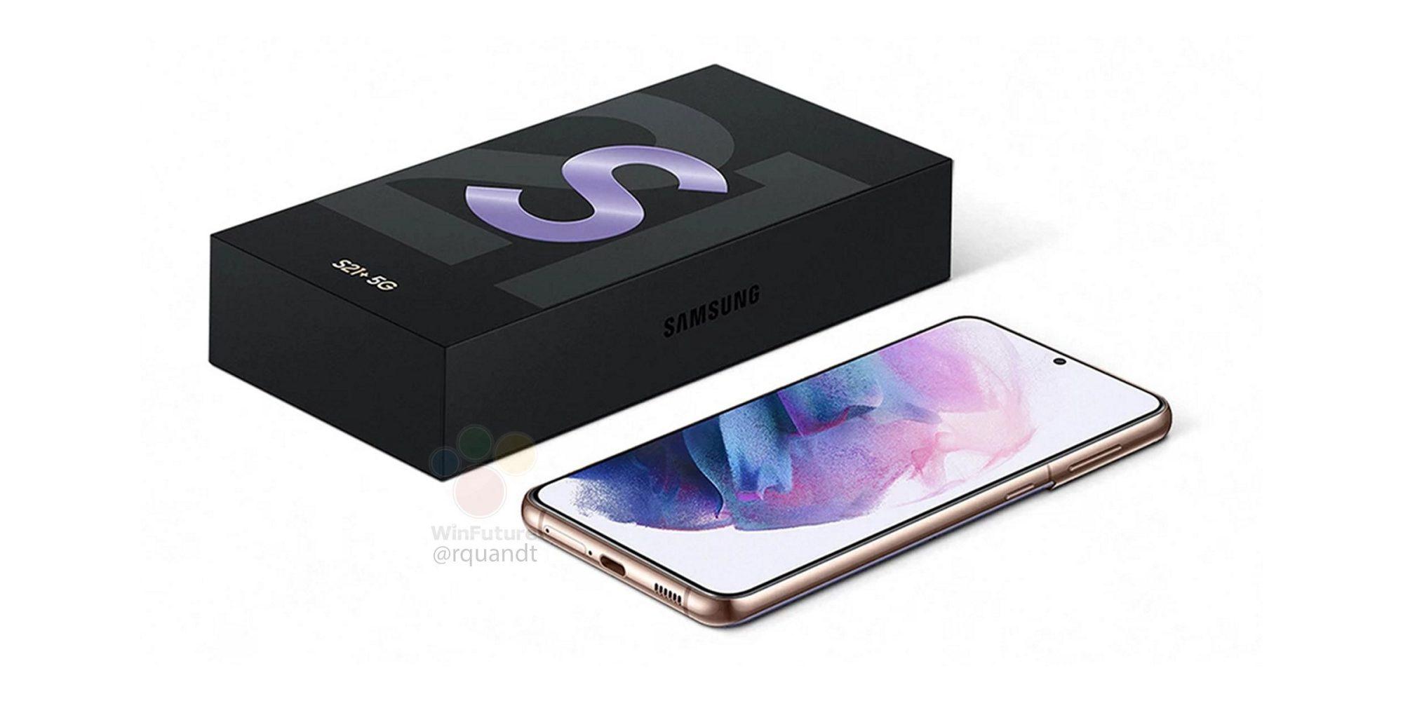 曝三星S21包装很小 不仅学苹果不给充电器 耳机也没了