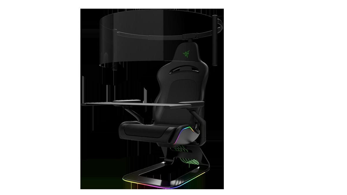 雷蛇发布次世代电竞椅 配有60英寸OLED屏幕 第2张