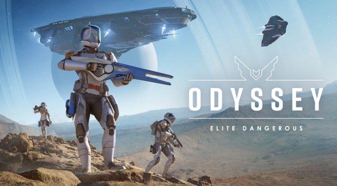 """《精英:危险》""""奥德赛""""DLC延期 今年春季发售 第1张"""
