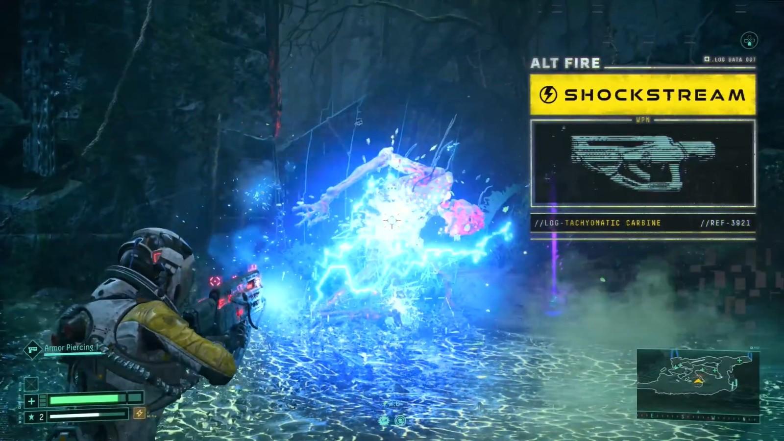 科幻射击《Returnal》全新实机演示 活用武器求得生存