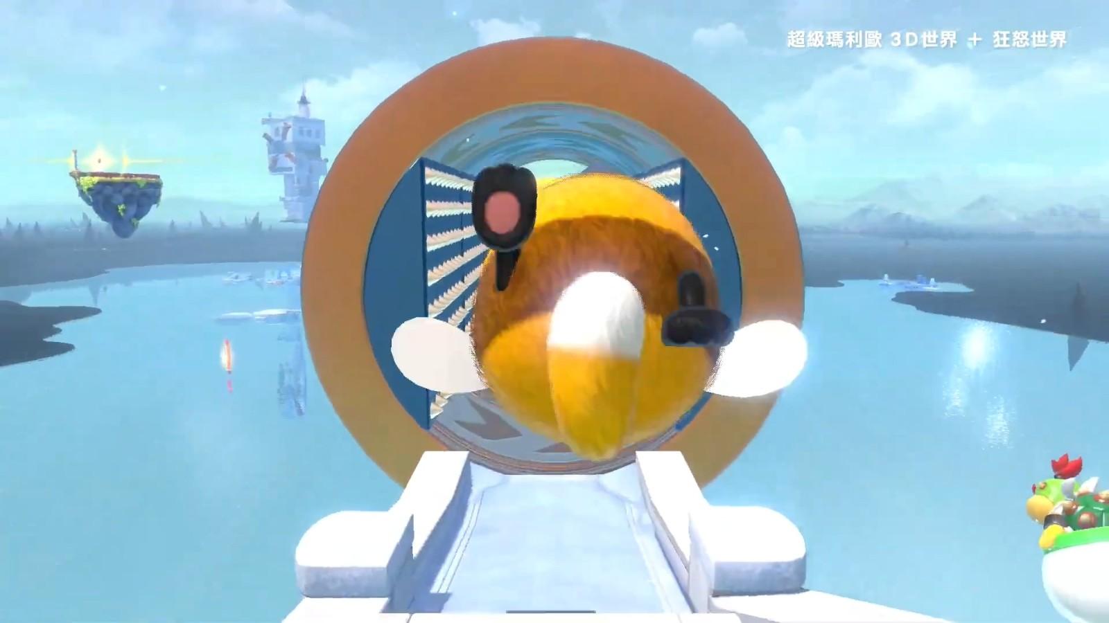 《超级马力欧3D世界 + 狂怒世界》7分钟介绍影像公开