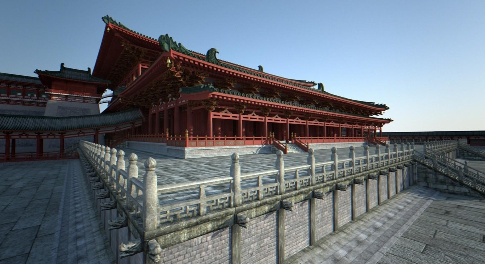 模拟建造《中国建筑师》11月30日发售 不用钉子、屹立千年