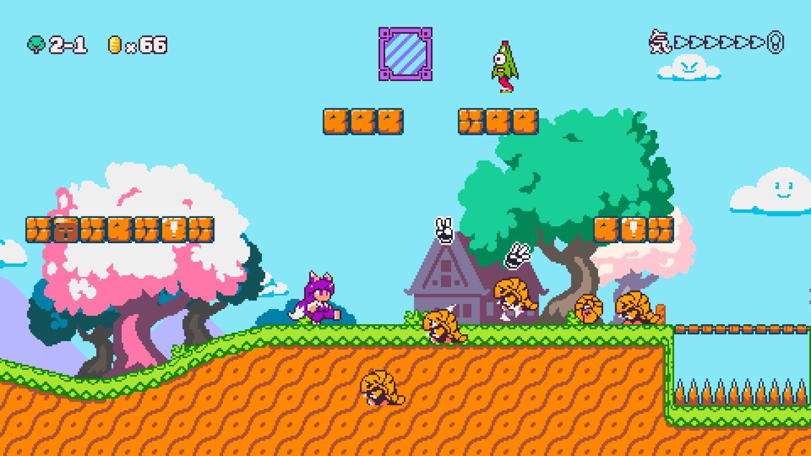 日本神话横版游戏《狐狸尾巴》面向PS5/4/PC公布