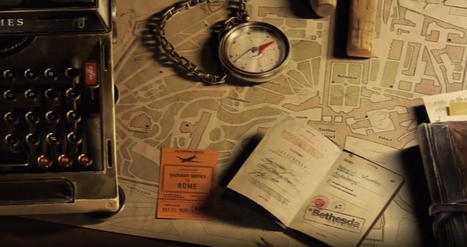 粉丝深度挖掘《夺宝奇兵》游戏预告 发现关键线索