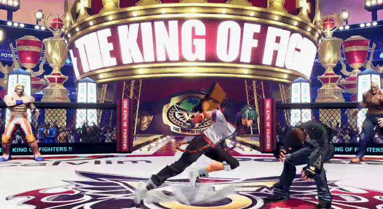 """《拳皇15》""""瞬影""""角色宣传影像公开 操纵幻影的少年 第5张"""