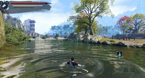 ARPG《武林志2》上架Steam 自由江湖任你探索