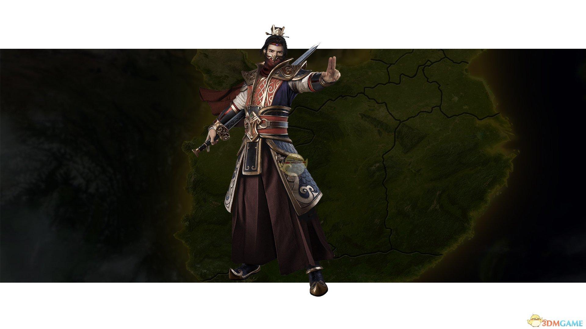 《三国群英传8》贾诩武将图鉴